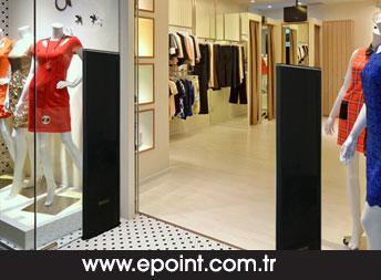 mağaza güvenlik sistemi
