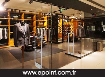 Mağaza ürün koruma sistemleri